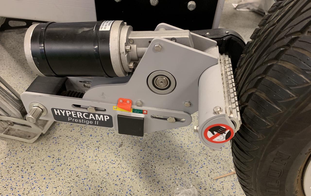 MOVER HYPERCAMP