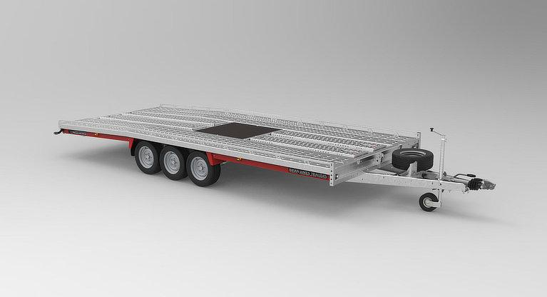 BRIAN JAMES TRAILERS T6