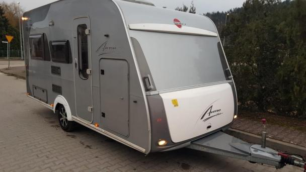 BURSTNER AVERSO PLUS 440 TK 2X PALANDA