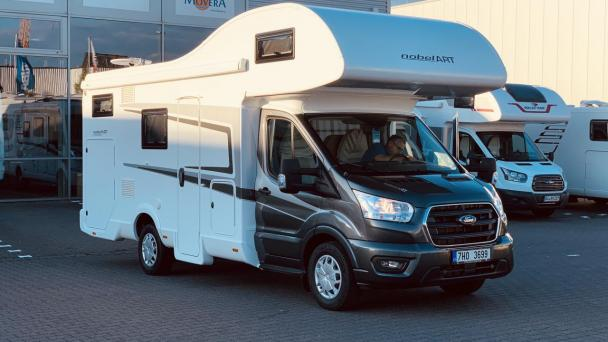 FORD Nobel Art Alkovna RV2020