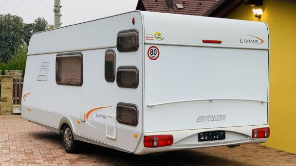 HYMER LIVING 525 PALANDY