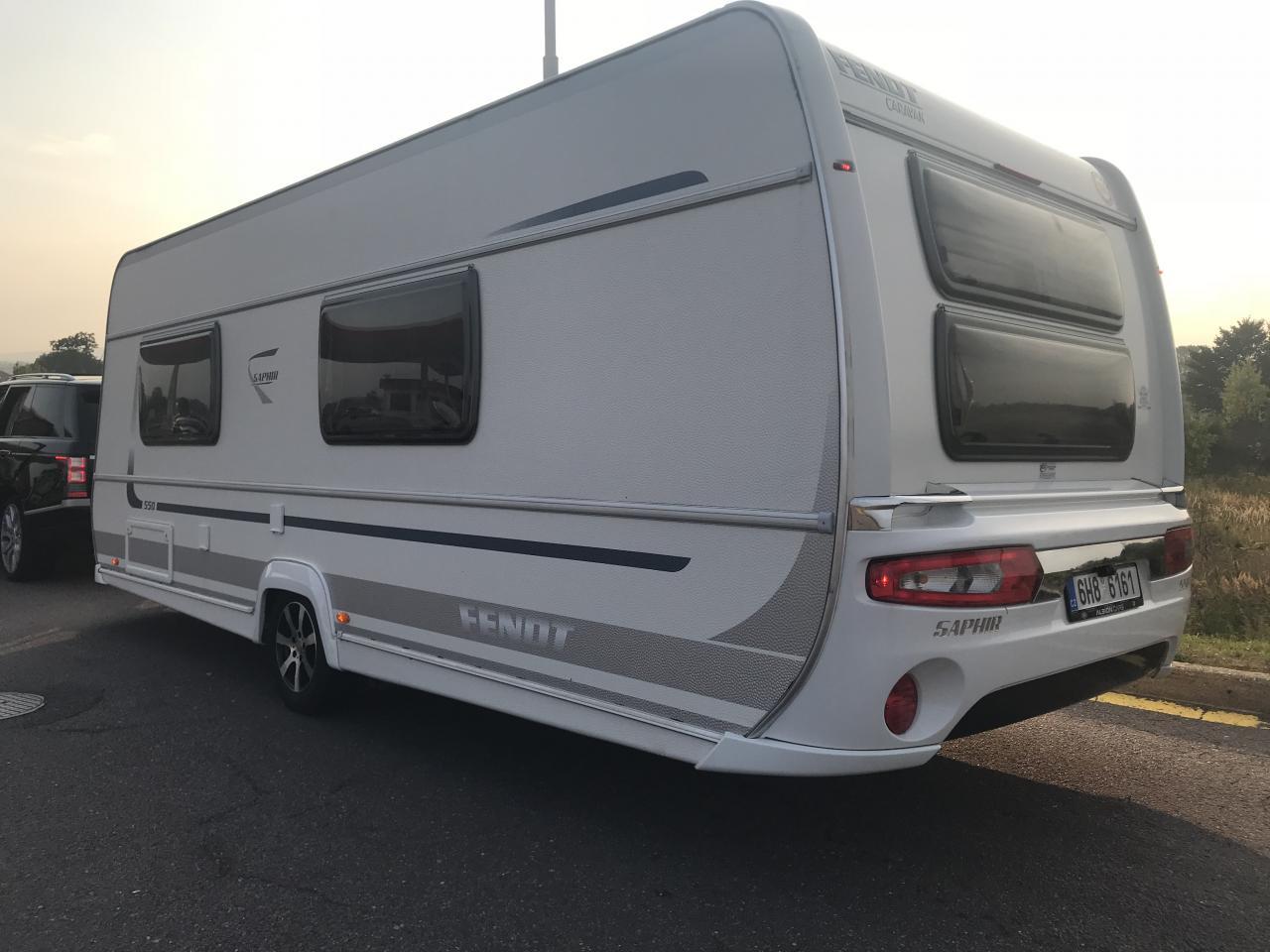 FENDT SAPHIR 550 SKM, r.v. 2012