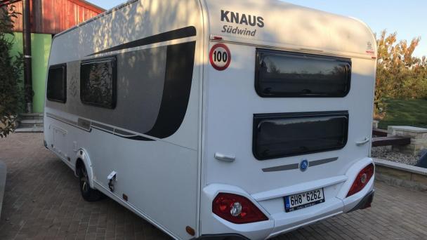 KNAUS SÜDWIND 500, r.v. 2014